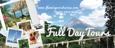 Book a Full-Day Adventure Tour in Costa Rica